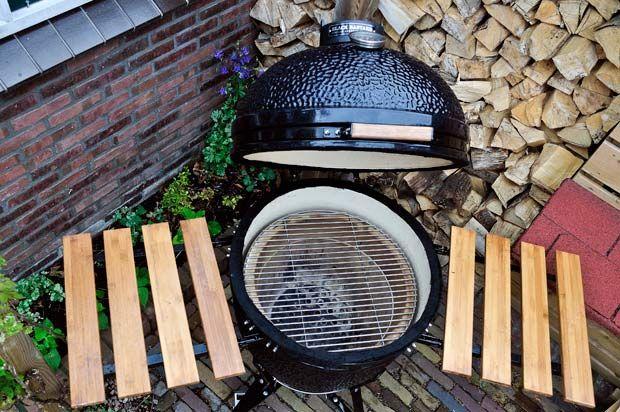 Black Bastard Small BBQ Living Luxury, Home & Garden Styling