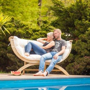 Globo Royal Luxe Tweepersoons Terrasstoel