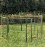 Huismerk Puppyren grijs hamerslag 100 cm. hoog