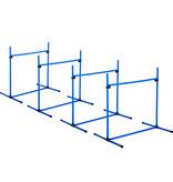Huismerk Agility set 4x horden
