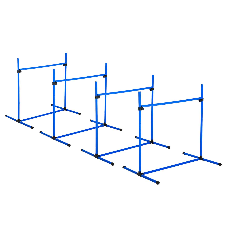 Agility set 4x horden