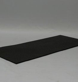 Hundos  Antislip Mat Rubber voor  Bench