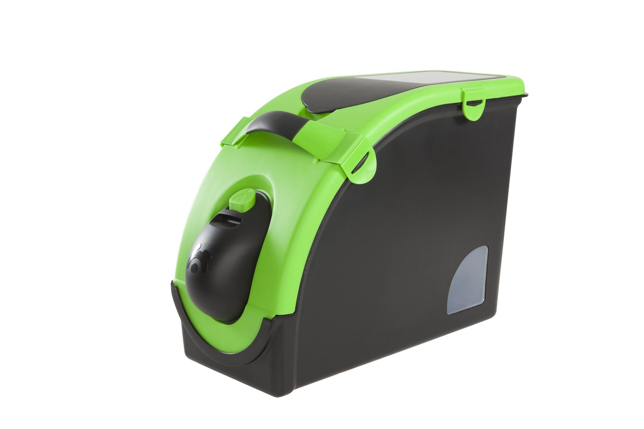 Maelson Dry Box™ Deluxe 13 zwart/groen