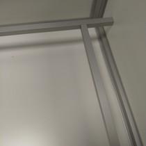 Hundos  Pro Werpkist 120x120x60 cm.