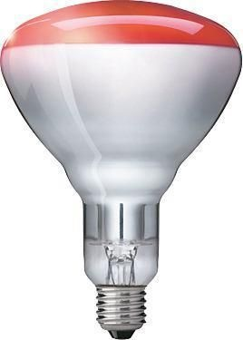 Warmtelamp rood 150watt e27