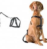 Duvo+ Auto Veiligheidsharnas met gordel voor hond maat S 30-60cm