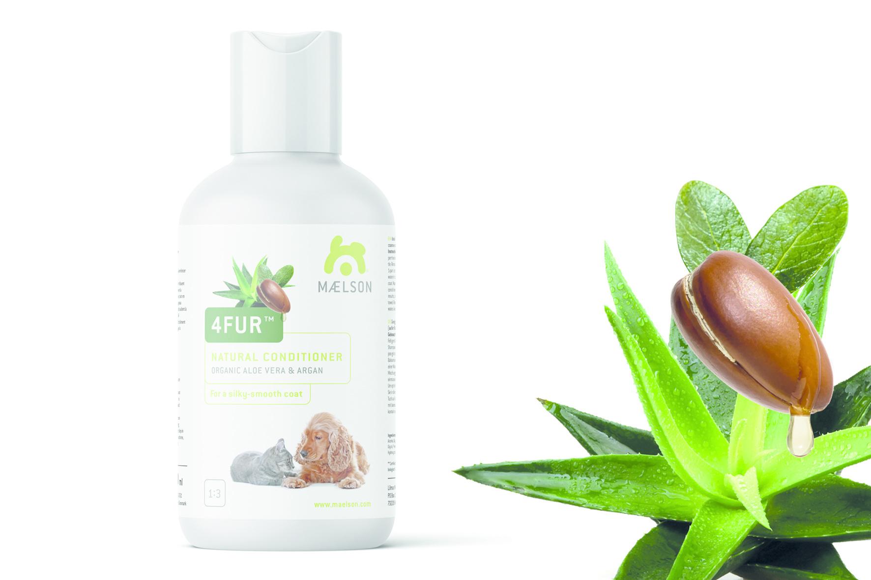 Maelson 4Fur™ Coconut & Jojoba shampoo