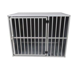 Hundos   Pro Aluminium  maat L model DL  3 zijden dicht