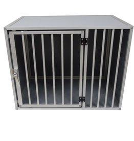 Hundos  Hundos Pro Aluminium Hondenbench model DL maat M 3 zijden dicht