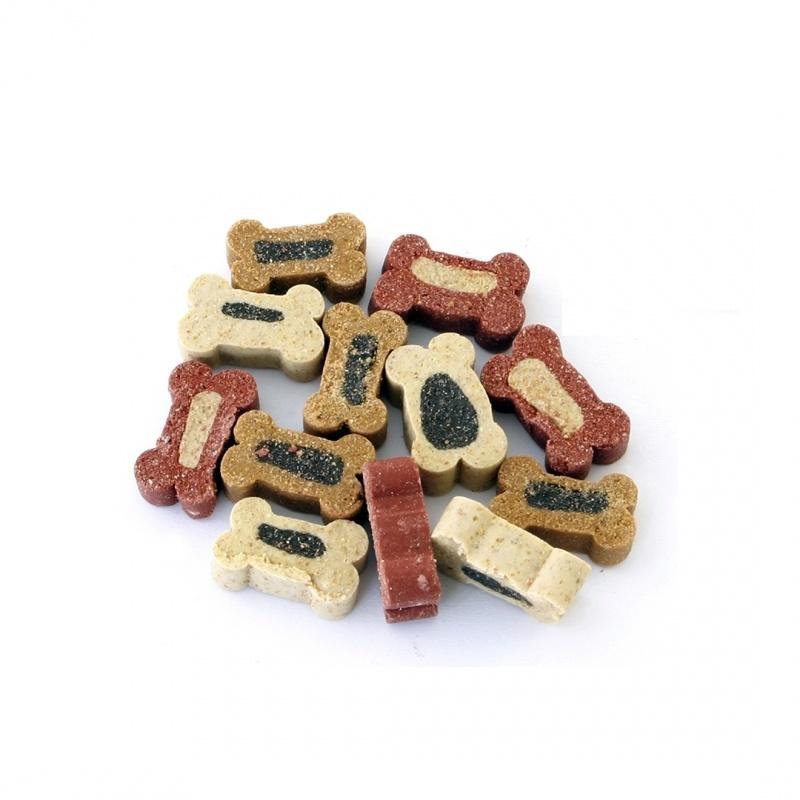 Duvo+ Hondensnoepjes Chews! beentjes mix 9 vormen 1900gr