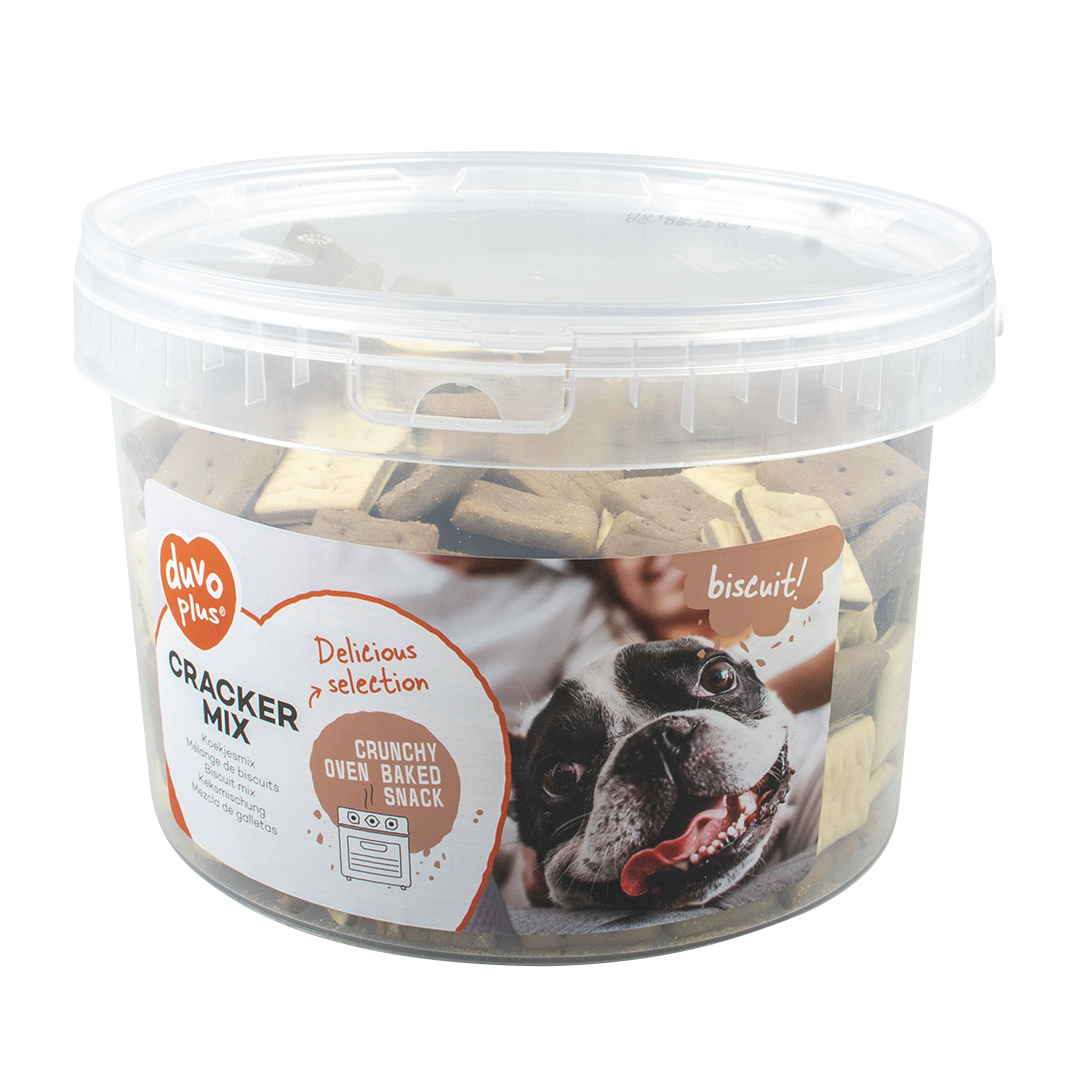 Duvo+ Hondenkoekjes 1,3 kg mix