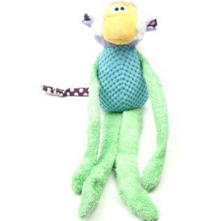 KLD Speelgoed aapje 25 cm pluche