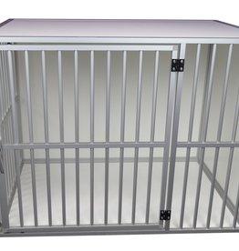 Hundos  Hundos Pro Aluminium Hondenbench Model DL Maat XL