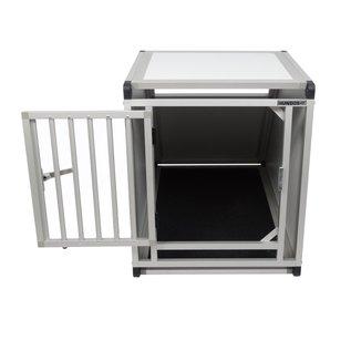Hundos  Pro Autobench Aluminium M-L 80x55x62cm