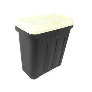 Maelson Dry Box 20 zwart / beige
