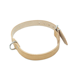 Kerbl Halsband  Leer 34-42 Cm