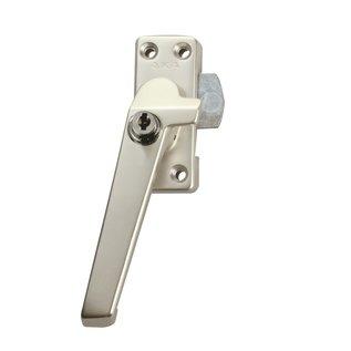 AXA Grendel met slot en sleutel links + sluitplaat