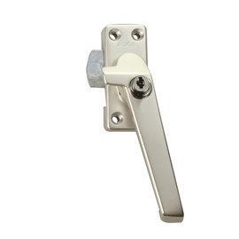 AXA Grendel met slot en sleutel Rechts + sluitplaat