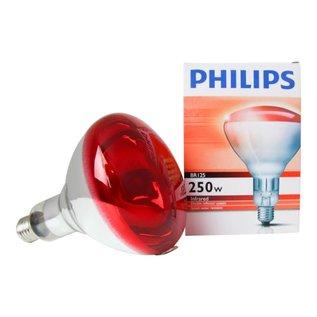 Warmtelamp rood 250watt e27