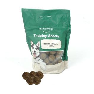 Pet Rewards Trainings Snack Boilies salmon 15 mm