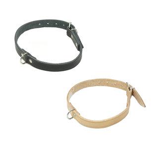 Kerbl Halsband  Leer 29-37 Cm