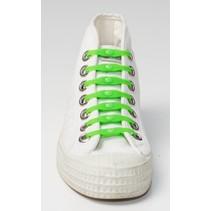 Elastische veter groen