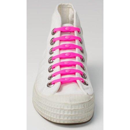 Shoeps Elastische veter pink