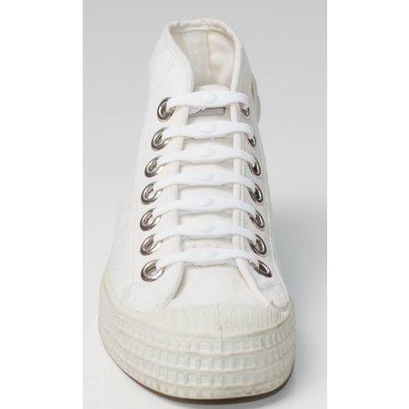 Shoeps Elastische veter wit