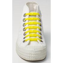 Elastische veter geel