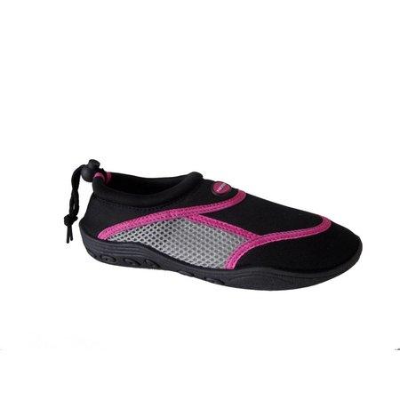 Rucanor Waterschoenen Albufeira 4 zwart / roze 36-42