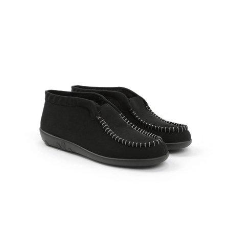 Rohde pantoffel zwart 2236