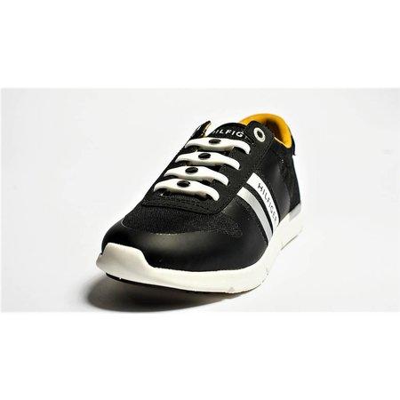Shoeps Elastische veter wit Zilver