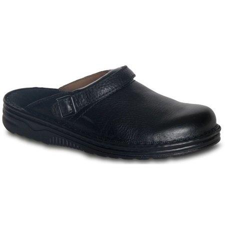 Walker pantoffel flex zwart