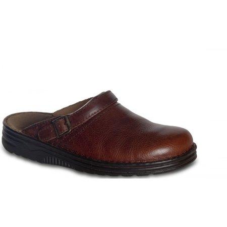 Walker pantoffel flex bruin