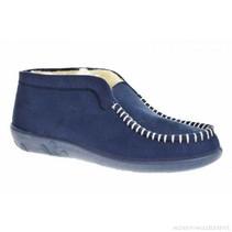 pantoffel blauw 2236
