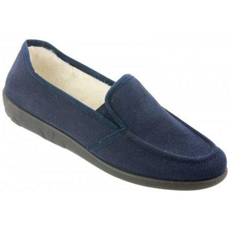 Rohde pantoffel blauw 2224