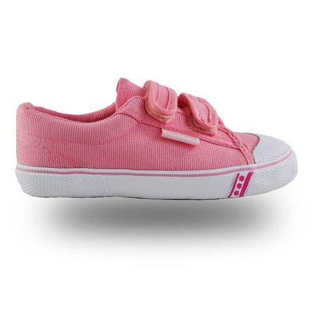 Rucanor gymschoen klitteband roze