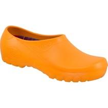 Tuinklompen oranje
