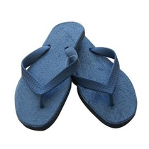 teenslipper blauw