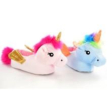 Unicorn pantoffel 30-35 (vanaf 21 Oktober)