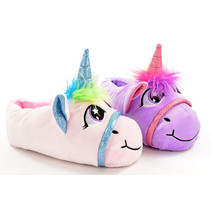 dierenpantoffel Unicorn laag