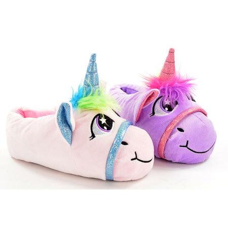 dierernpantoffel Unicorn laag