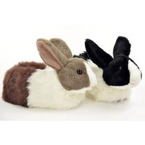 dieren pantoffel konijn(vanaf 21 Oktober)