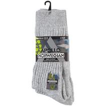Apolle Noorse sokken 3 paar
