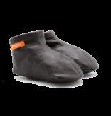 Zootjes / My First Shoes Chocolate Brown Babyslofjes van echt bio-leer