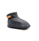 Zootjes / My First Shoes Oxford Navy Babyslofjes van echt bio-leer