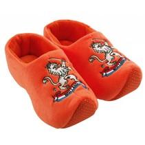 Klomp pantoffel oranje