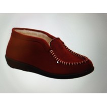 pantoffel rood 2236