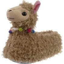dieren pantoffel Lama