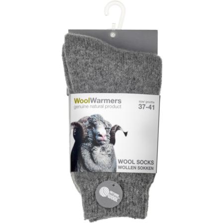 Woolwarmers wollen sokken